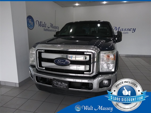 Pre-Owned 2015 Ford F-250SD Lariat