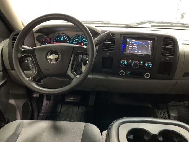 Pre-Owned 2011 Chevrolet Silverado 3500HD Work Truck