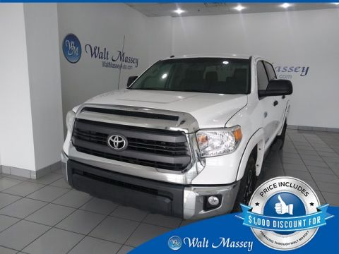 Pre-Owned 2015 Toyota Tundra SR5