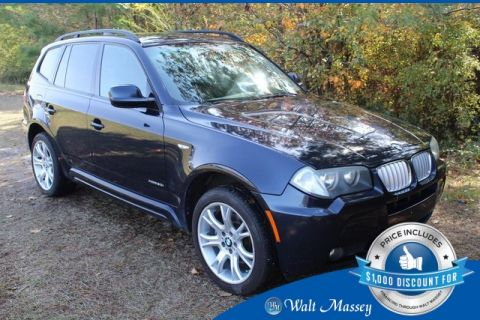 Pre-Owned 2010 BMW X3 xDrive30i